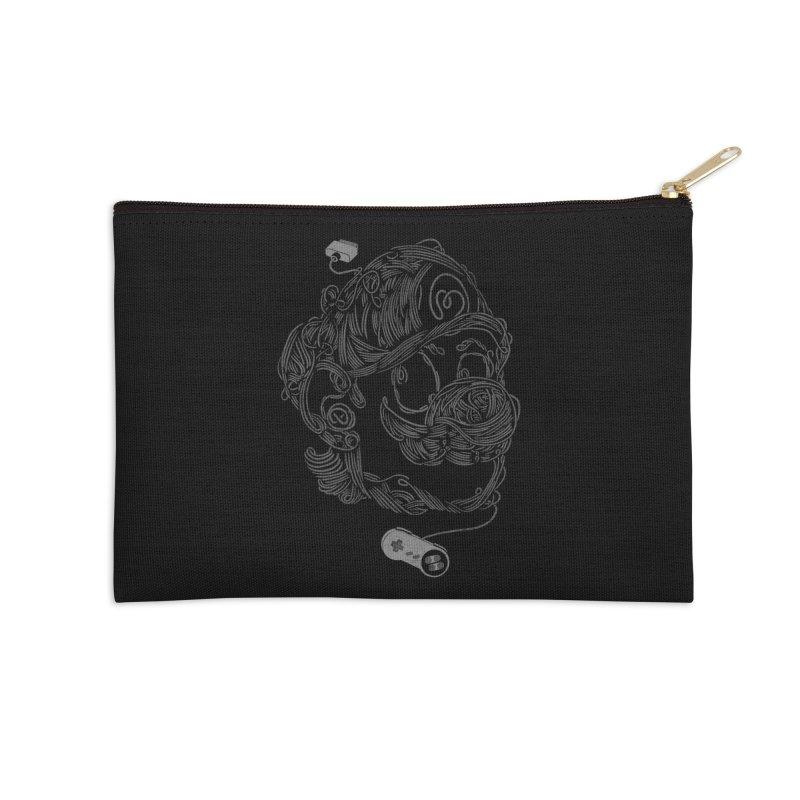 Node Bros. Accessories Zip Pouch by jackduarte's Artist Shop