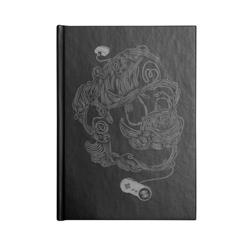 Node Bros. Accessories Blank Journal Notebook by jackduarte's Artist Shop