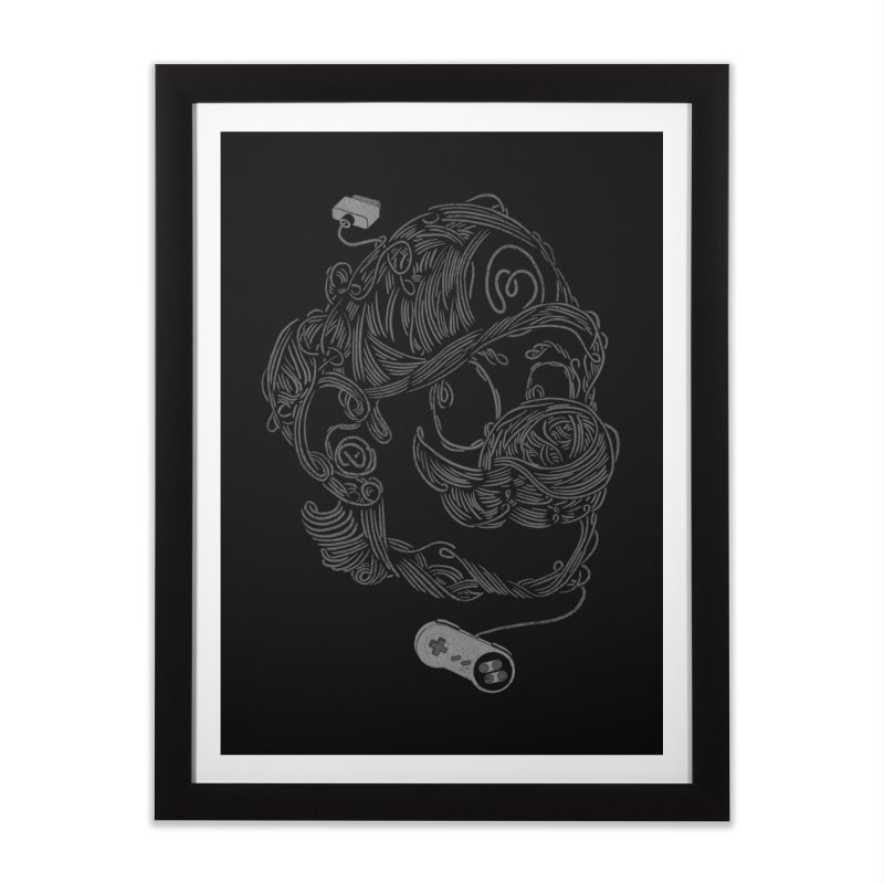 Node Bros. Home Framed Fine Art Print by jackduarte's Artist Shop