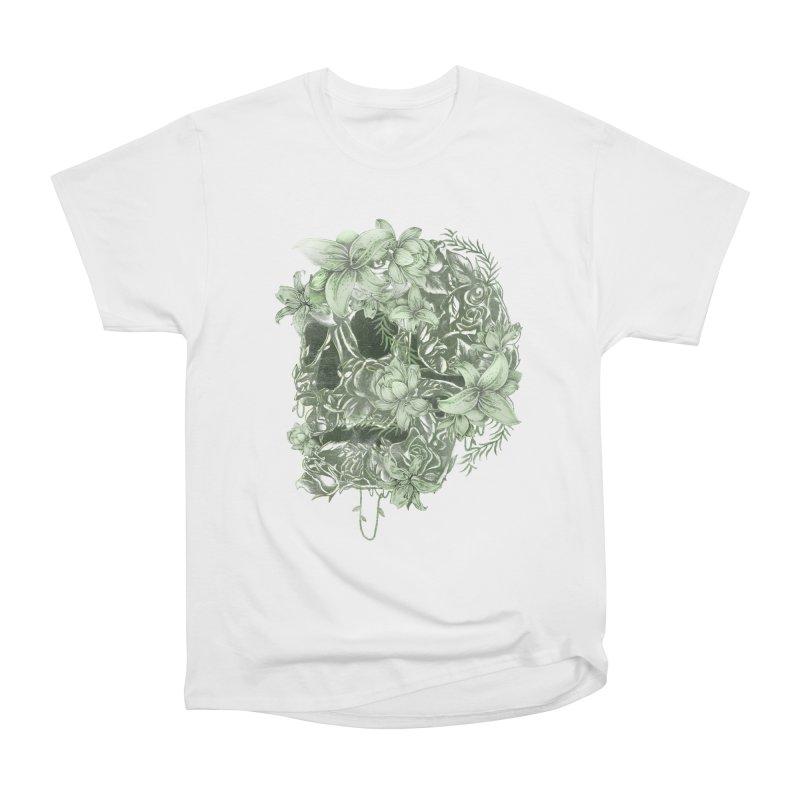 Skull  Men's Heavyweight T-Shirt by jackduarte's Artist Shop