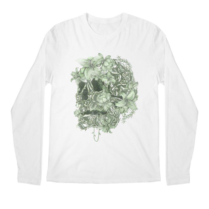 Skull  Men's Regular Longsleeve T-Shirt by jackduarte's Artist Shop