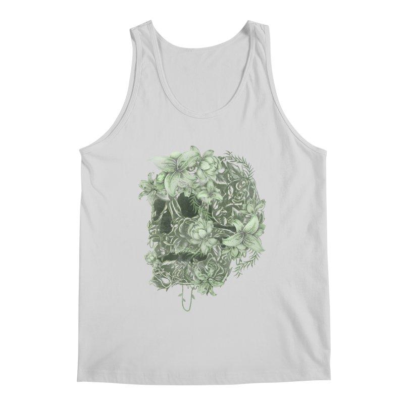 Skull  Men's Regular Tank by jackduarte's Artist Shop