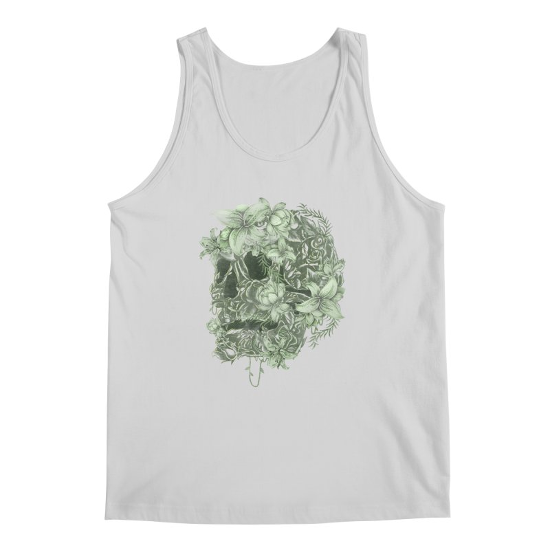 Skull  Men's Tank by jackduarte's Artist Shop