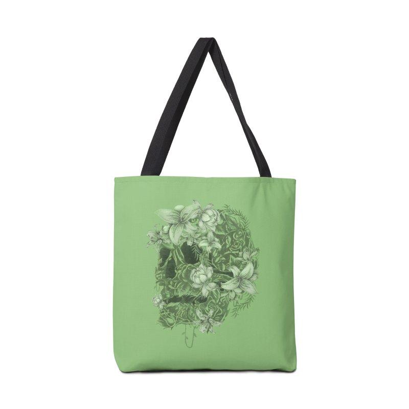Skull  Accessories Tote Bag Bag by jackduarte's Artist Shop