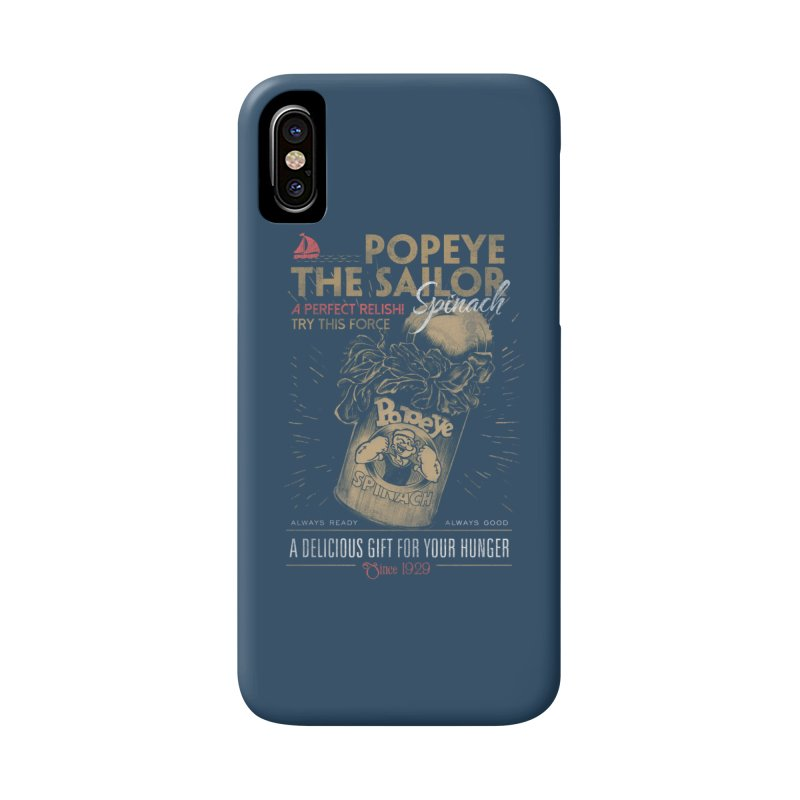 Taste it Accessories Phone Case by jackduarte's Artist Shop