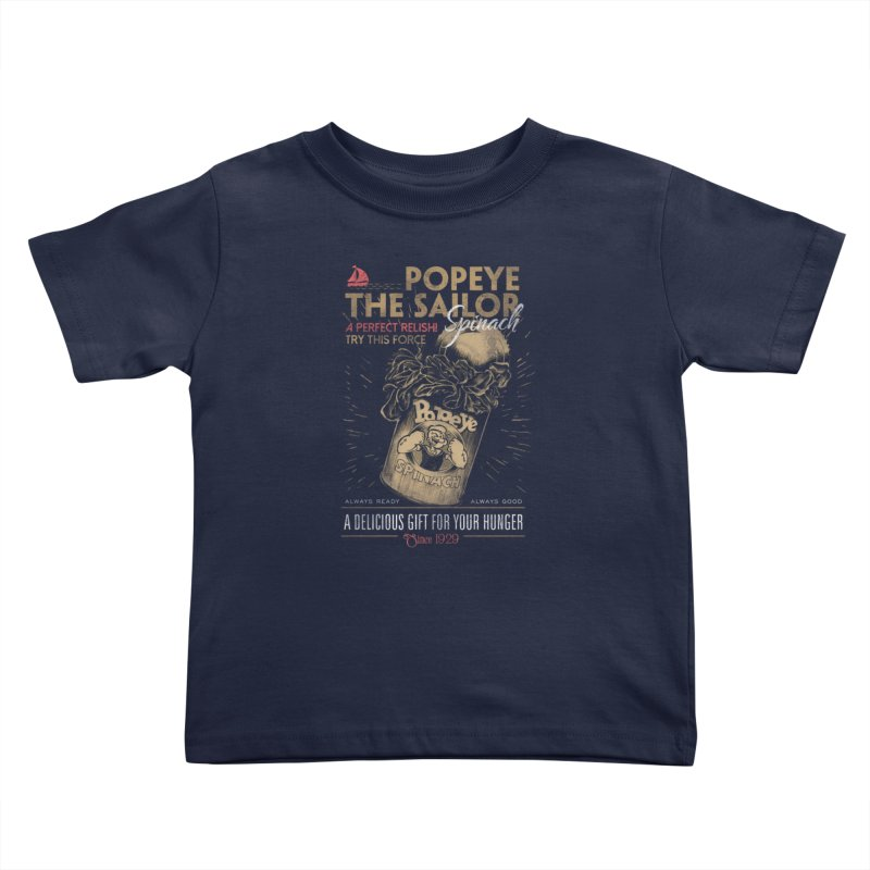Taste it Kids Toddler T-Shirt by jackduarte's Artist Shop