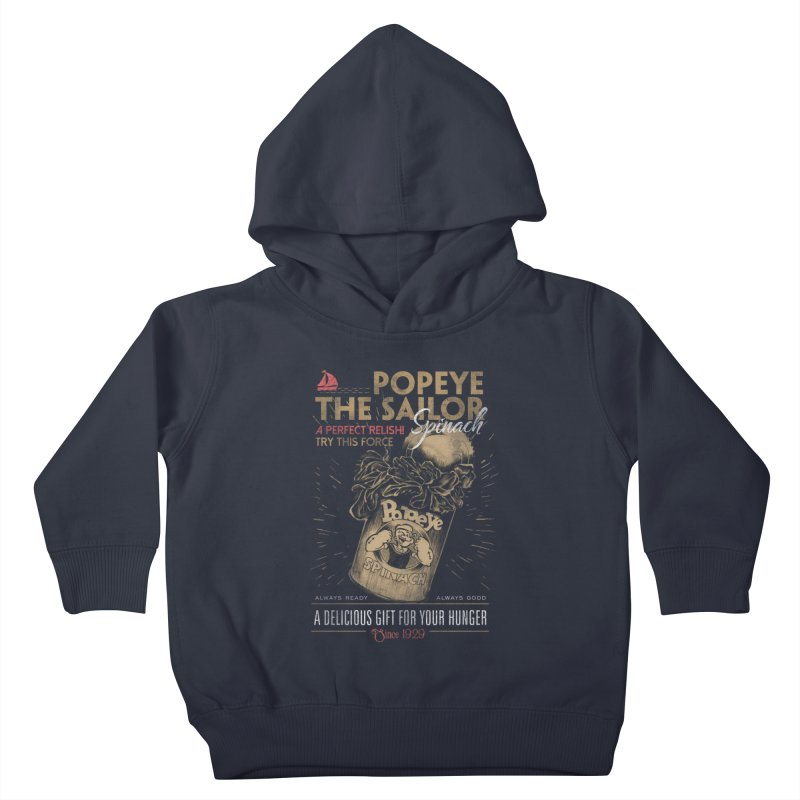 Taste it Kids Toddler Pullover Hoody by jackduarte's Artist Shop