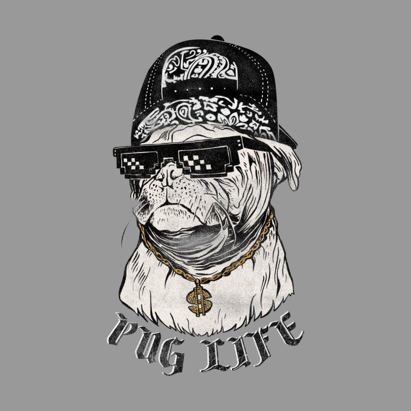 Pug life by jackduarte's Artist Shop