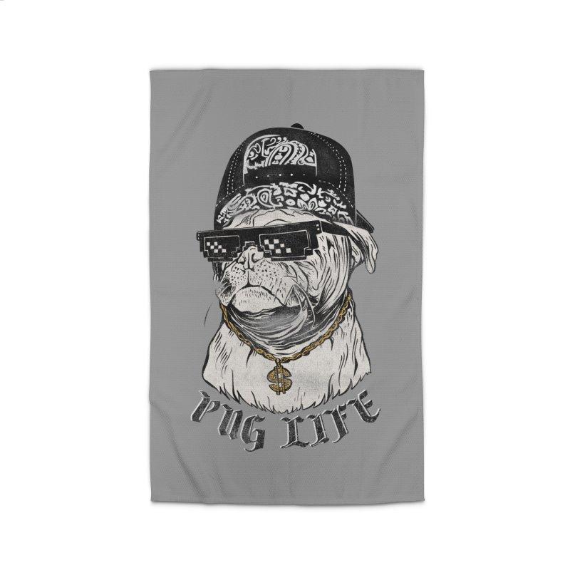Pug life Home Rug by jackduarte's Artist Shop