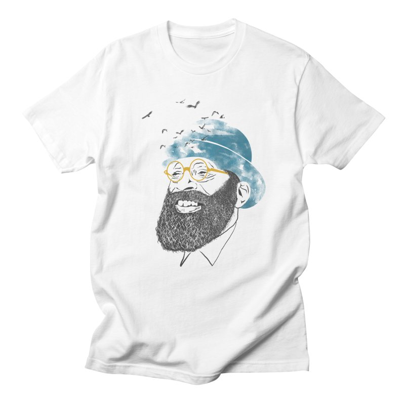 Freedom Men's T-Shirt by jackduarte's Artist Shop