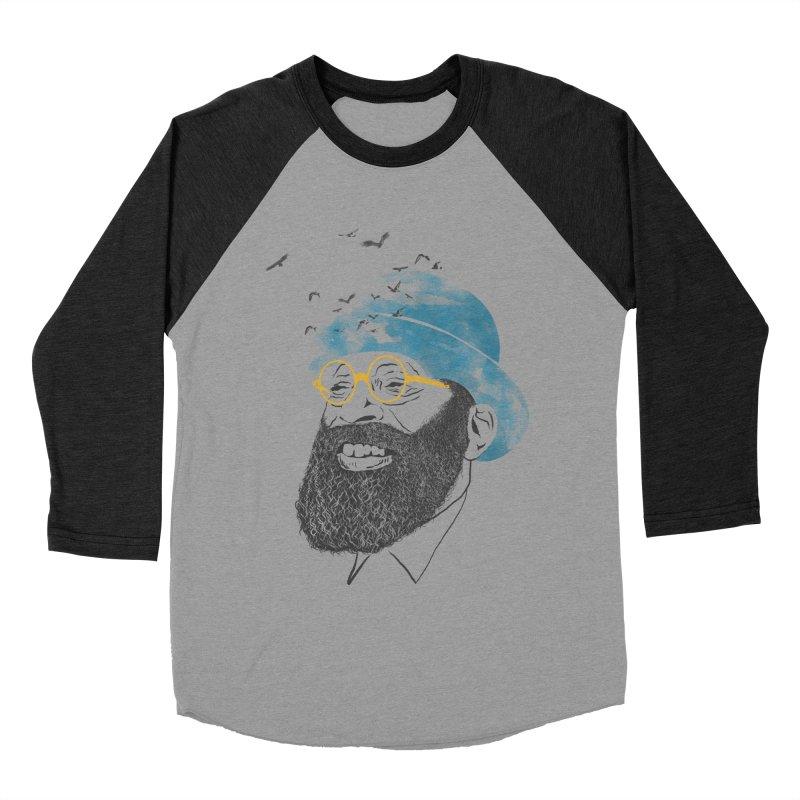 Freedom Men's Baseball Triblend T-Shirt by jackduarte's Artist Shop