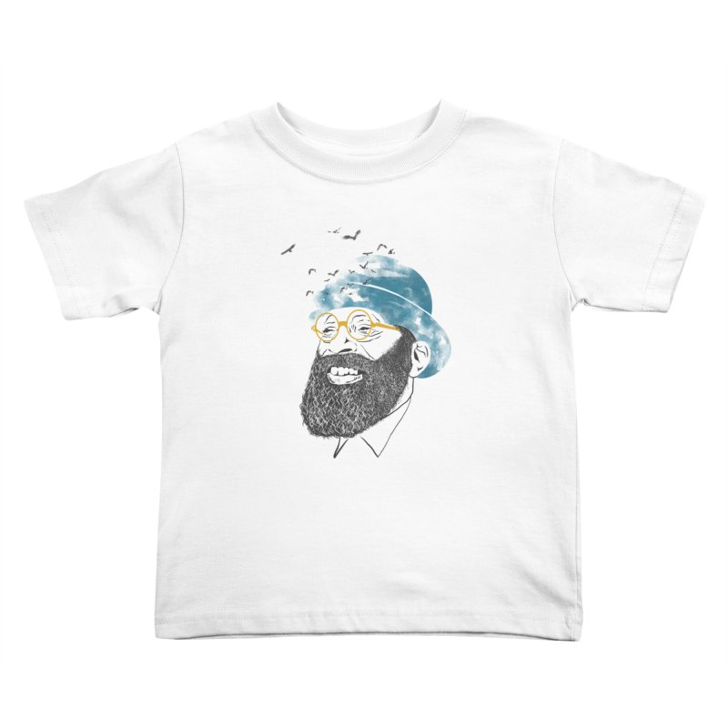 Freedom Kids Toddler T-Shirt by jackduarte's Artist Shop