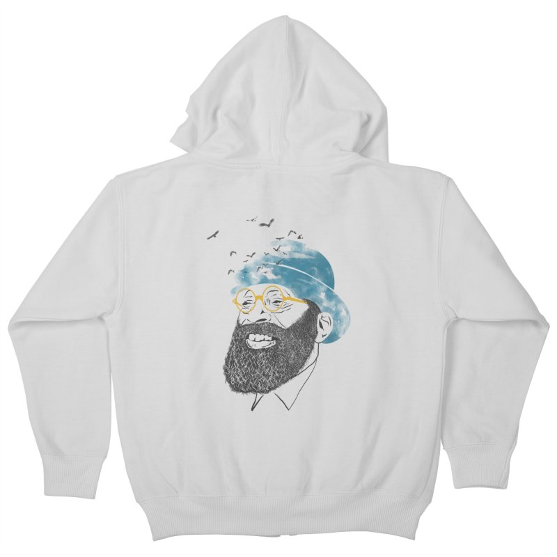 Freedom Kids Zip-Up Hoody by jackduarte's Artist Shop