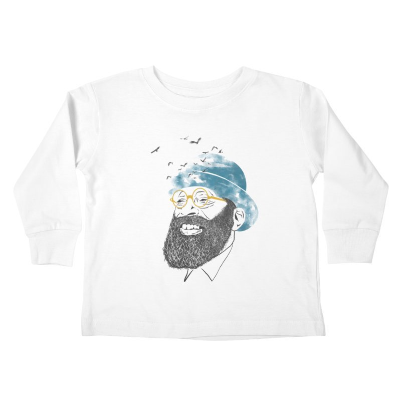 Freedom Kids Toddler Longsleeve T-Shirt by jackduarte's Artist Shop
