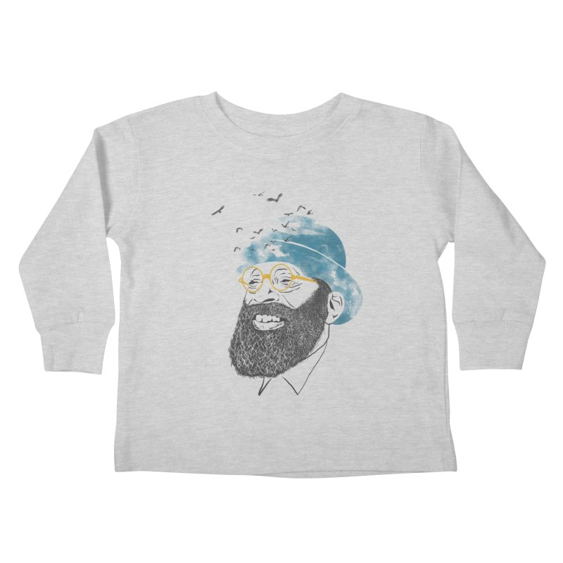 Freedom Kids Toddler Longsleeve T-Shirt by jackduarte's Artist Shop