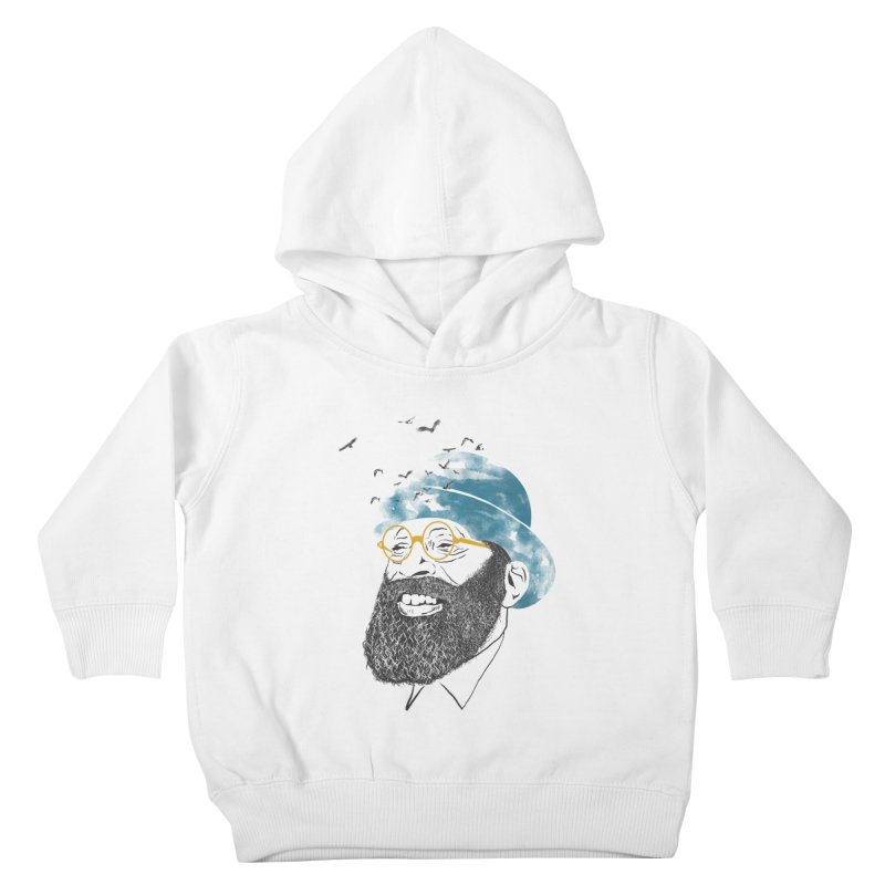 Freedom Kids Toddler Pullover Hoody by jackduarte's Artist Shop