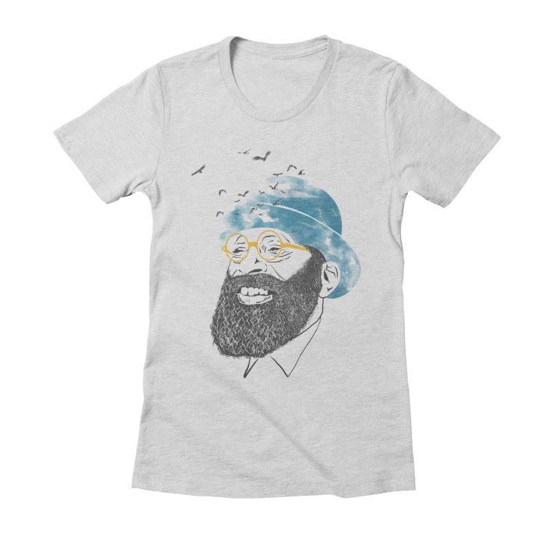 Freedom Women's Fitted T-Shirt by jackduarte's Artist Shop