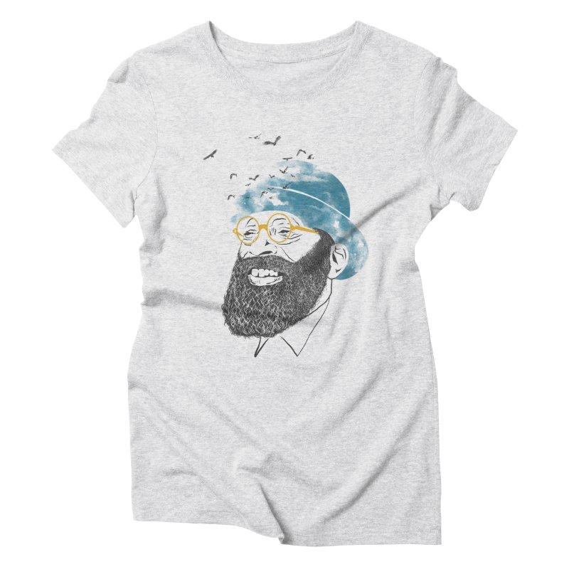 Freedom Women's Triblend T-Shirt by jackduarte's Artist Shop