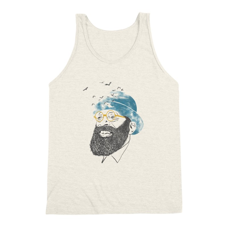 Freedom Men's Triblend Tank by jackduarte's Artist Shop
