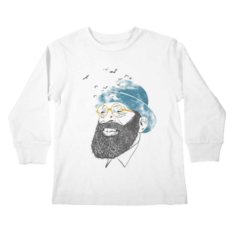 Freedom Kids Longsleeve T-Shirt by jackduarte's Artist Shop