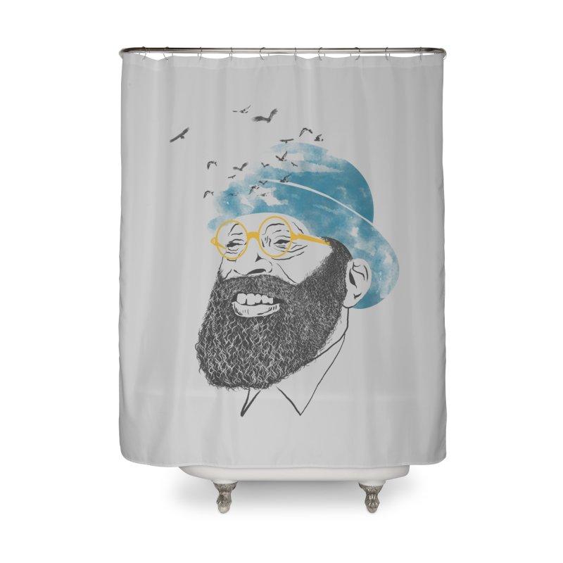 Freedom Home Shower Curtain by jackduarte's Artist Shop