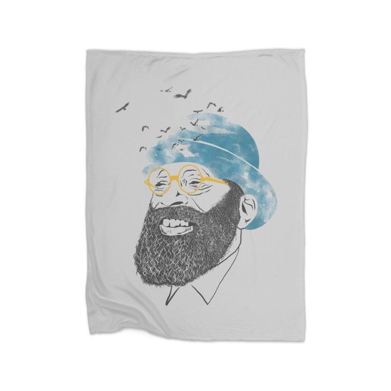 Freedom Home Blanket by jackduarte's Artist Shop