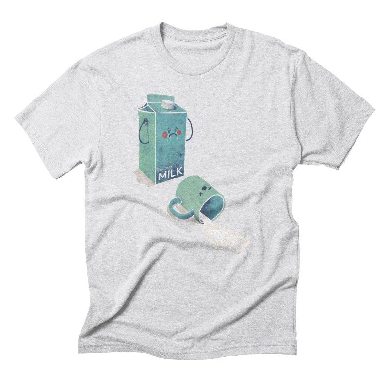 Don't cry for milk Men's T-Shirt by jackduarte's Artist Shop