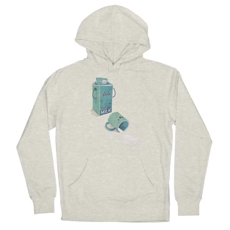 Don't cry for milk Women's Pullover Hoody by jackduarte's Artist Shop