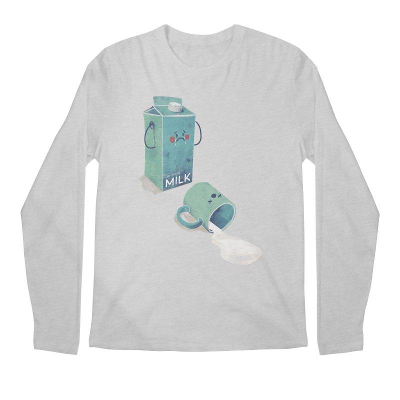 Don't cry for milk Men's Regular Longsleeve T-Shirt by jackduarte's Artist Shop