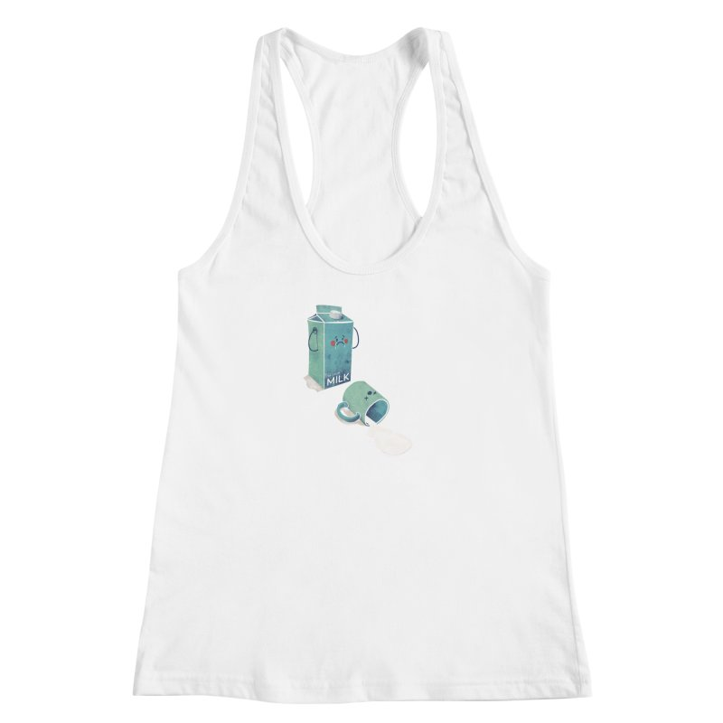 Don't cry for milk Women's Tank by jackduarte's Artist Shop