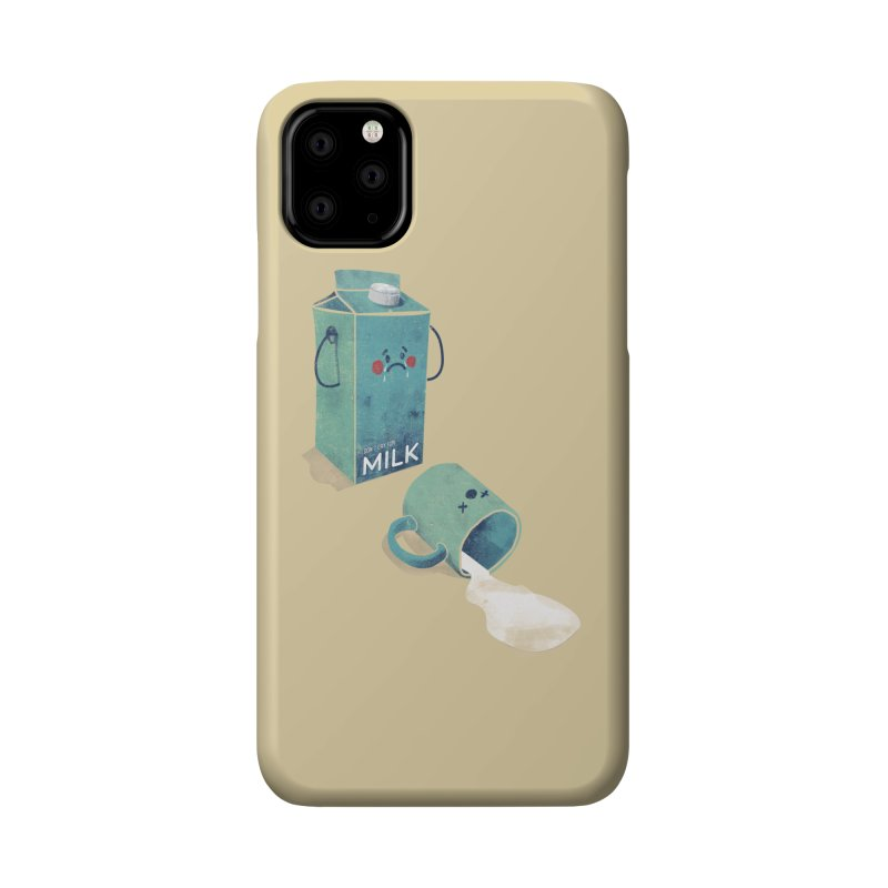 Don't cry for milk Accessories Phone Case by jackduarte's Artist Shop