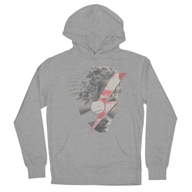 All music Women's Pullover Hoody by jackduarte's Artist Shop