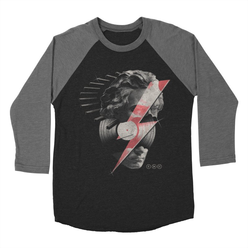 All music Women's Longsleeve T-Shirt by jackduarte's Artist Shop