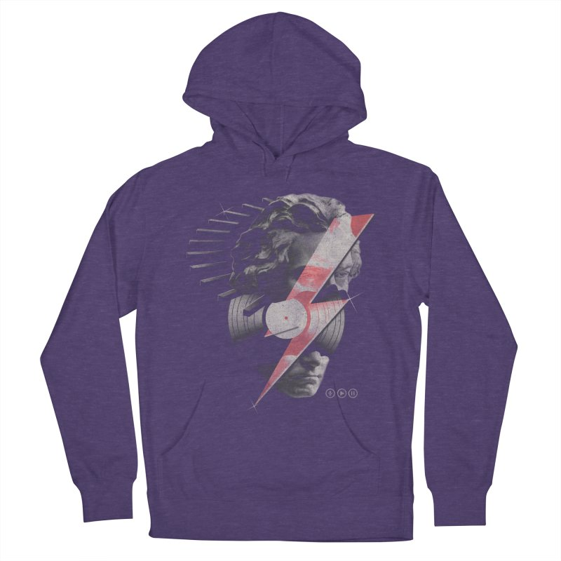 All music Men's Pullover Hoody by jackduarte's Artist Shop