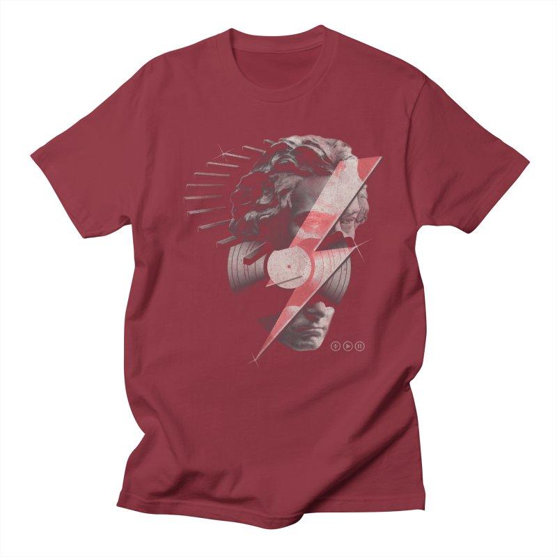 All music Men's Regular T-Shirt by jackduarte's Artist Shop