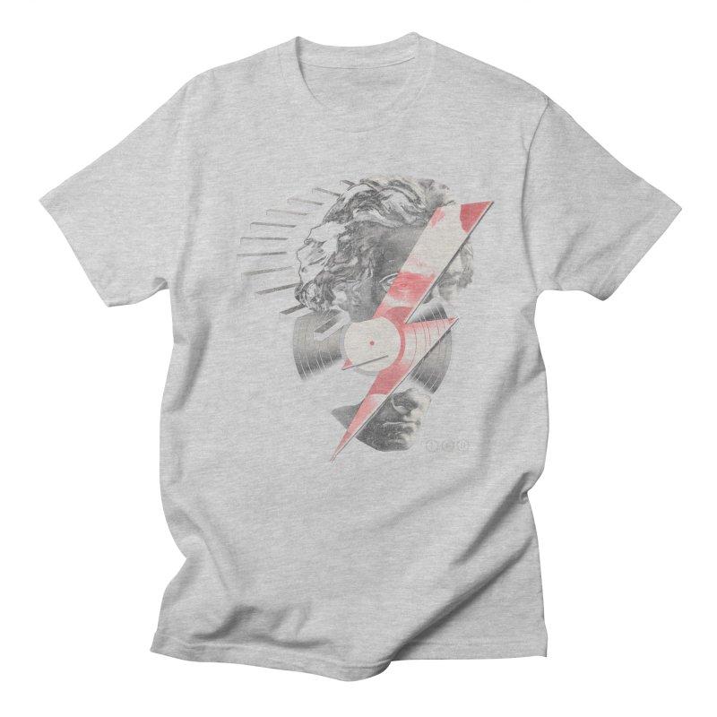 All music Women's Regular Unisex T-Shirt by jackduarte's Artist Shop