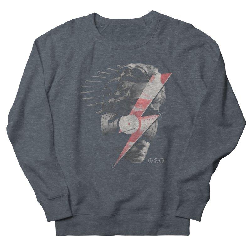 All music Men's Sweatshirt by jackduarte's Artist Shop