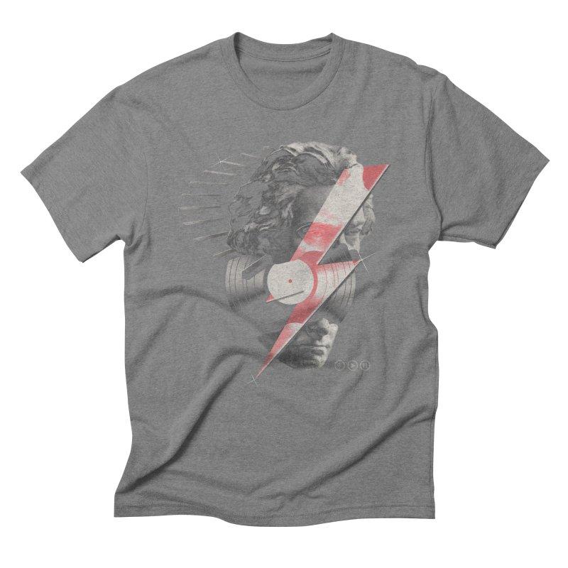 All music Men's Triblend T-Shirt by jackduarte's Artist Shop