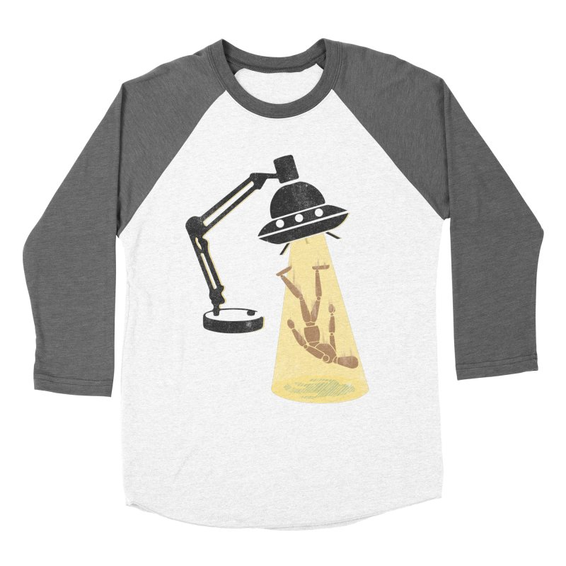 Little Abduction Women's Longsleeve T-Shirt by jackduarte's Artist Shop