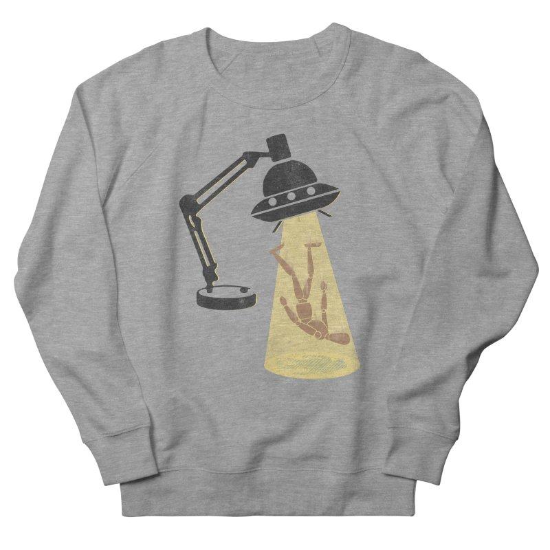Little Abduction Women's Sweatshirt by jackduarte's Artist Shop