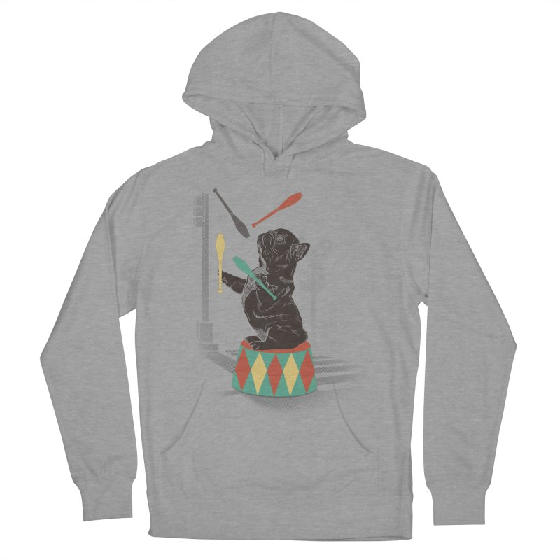 Street dog Men's Pullover Hoody by jackduarte's Artist Shop