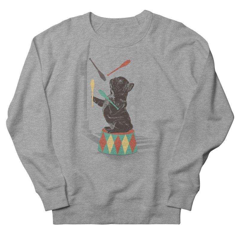 Street dog Women's Sweatshirt by jackduarte's Artist Shop