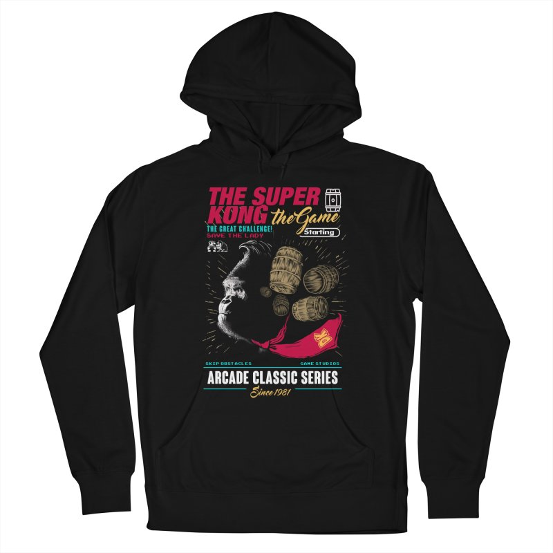 The game Women's Pullover Hoody by jackduarte's Artist Shop