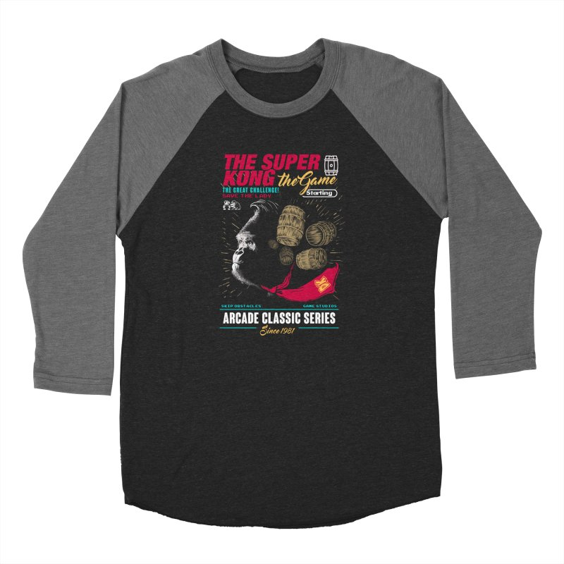 The game Women's Longsleeve T-Shirt by jackduarte's Artist Shop