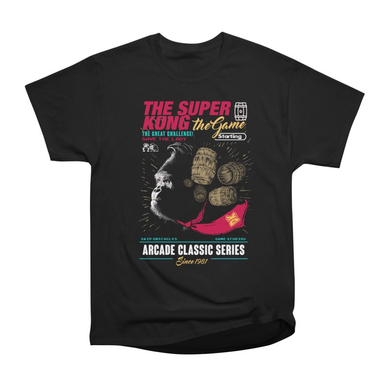 The game Women's T-Shirt by jackduarte's Artist Shop