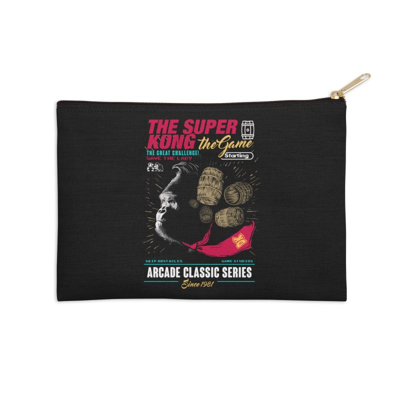 The game Accessories Zip Pouch by jackduarte's Artist Shop