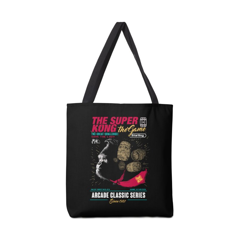 The game Accessories Tote Bag Bag by jackduarte's Artist Shop