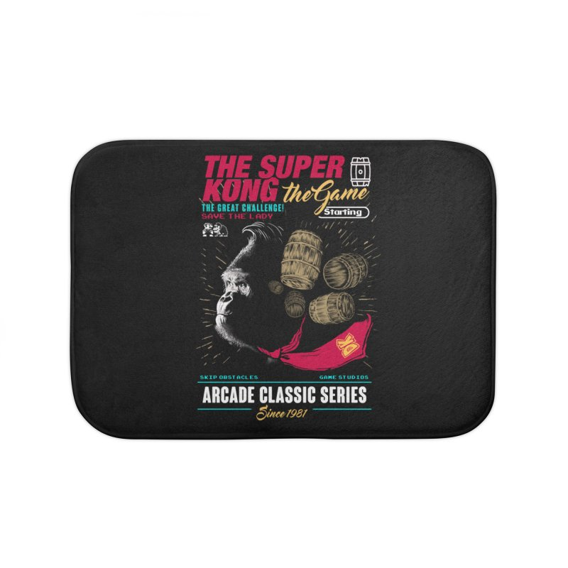 The game Home Bath Mat by jackduarte's Artist Shop