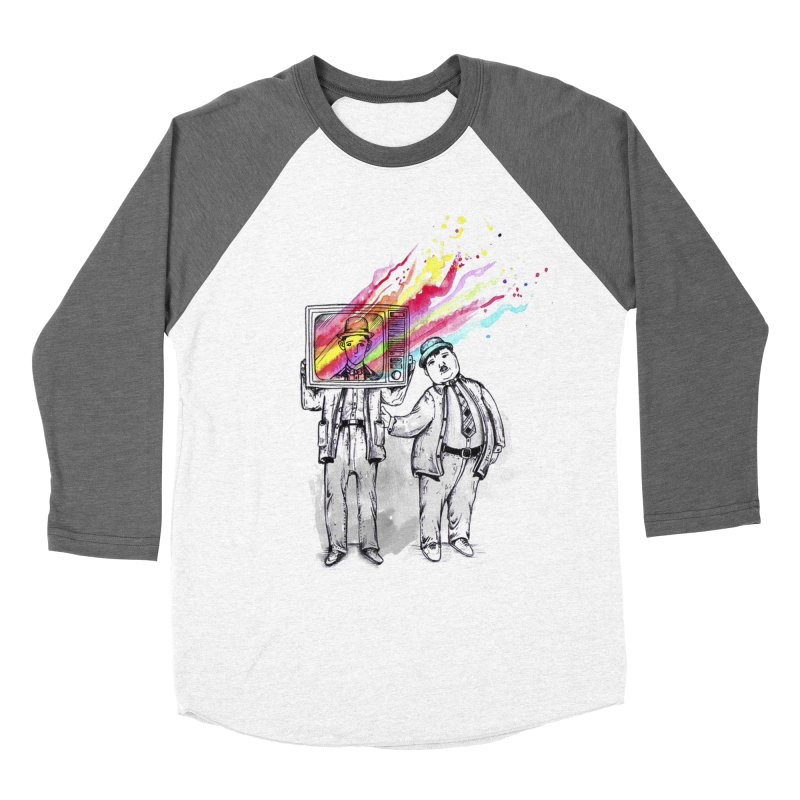 Colors beyond Women's Longsleeve T-Shirt by jackduarte's Artist Shop