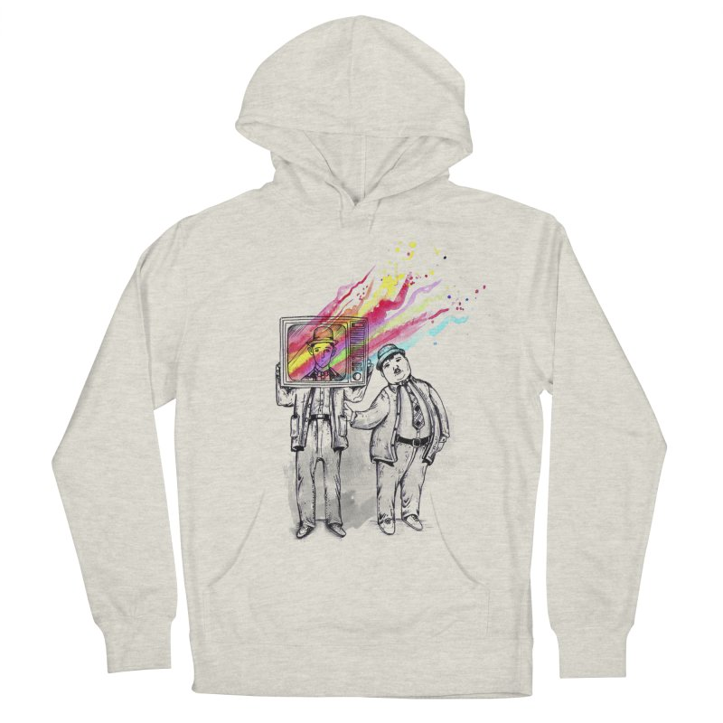 Colors beyond Men's Pullover Hoody by jackduarte's Artist Shop
